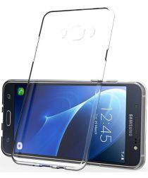 Samsung Galaxy J5 (2016) Transparant Hoesje