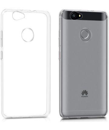 Huawei Nova Transparant Hoesje Hoesjes