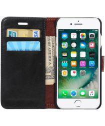 Apple iPhone 7 / 8 Book Cover Hoesje Zwart