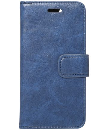 Apple iPhone 7 / 8 Book Cover Hoesje Blauw