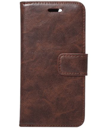 Apple iPhone 7 / 8 Book Cover Hoesje Coffee