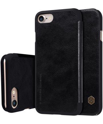 Nillkin Qin Book case Apple iPhone 7 / 8 Zwart