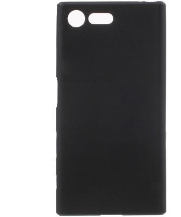 Sony Xperia X Compact TPU hoesje Zwart