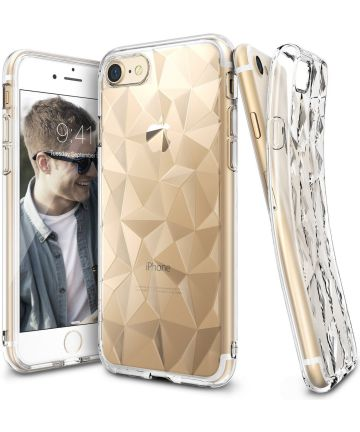 Ringke Air Prism Apple iPhone 7 / 8 Hoesje Transparant