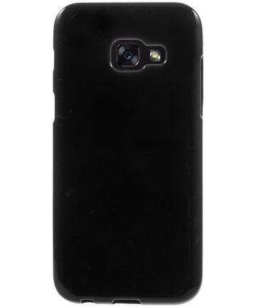Samsung Galaxy A5 (2017) Jelly TPU Case Zwart