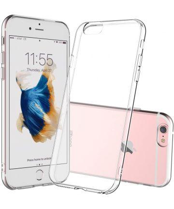 Apple iPhone 6(S) Transparant Hoesje Hoesjes