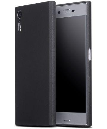 Sony Xperia XZ / XZs TPU Hoesje Zwart