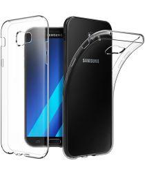 Samsung Galaxy A3 (2017) Transparant Hoesje