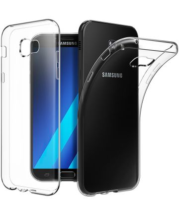 Samsung Galaxy A3 (2017) Transparant Hoesje Hoesjes