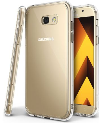 Ringke Fusion Samsung Galaxy A5 2017 Hoesje Doorzichtig Clear