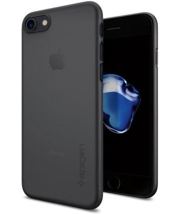 Spigen AirSkin Apple iPhone 7 / 8 Case Zwart