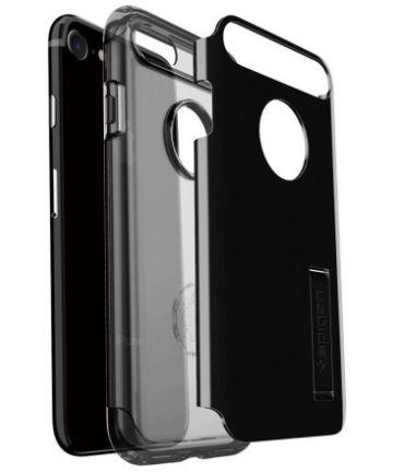 Spigen Slim Armor Hoesje Apple iPhone 7 Jet Black