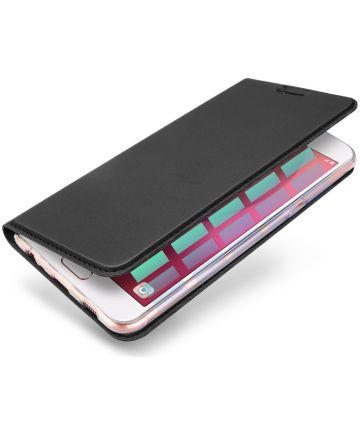 Dux Ducis Samsung Galaxy A3 (2017) Bookcase Hoesje Zwart