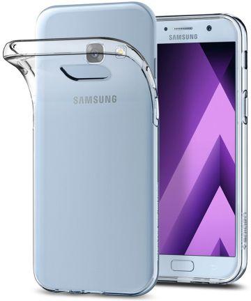 Spigen Liquid Crystal Samsung Galaxy A5 (2017) Hoesje Crystal Clear