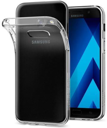 Spigen Liquid Crystal Samsung Galaxy A3 (2017) Hoesje Crystal Clear Hoesjes