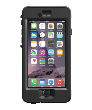 Lifeproof Nüüd Apple iPhone 6S Plus Waterdicht Hoesje Zwart