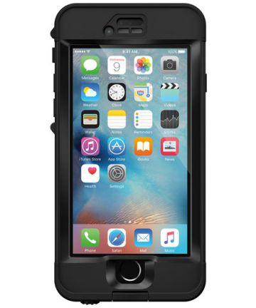 Lifeproof Nüüd Apple iPhone 6S Waterdicht Hoesje Zwart Hoesjes