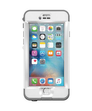Lifeproof Nüüd Apple iPhone 6S Waterdicht Hoesje Wit