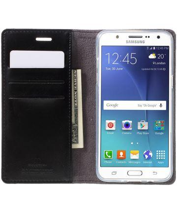 Samsung Galaxy J5 (2016) Mercury Hoesje Zwart