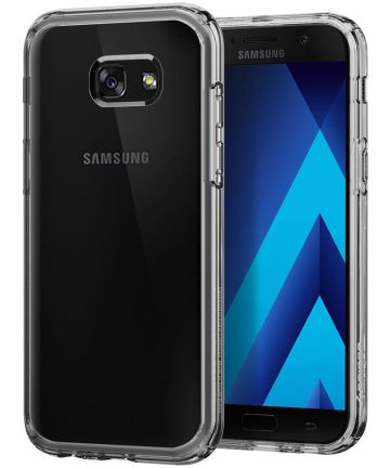 Spigen Ultra Hybrid Hoesje Samsung Galaxy A5 2017 Doorzichtig