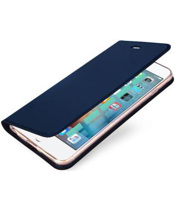Dux Ducis Apple iPhone 6(S) Bookcase Hoesje Blauw Hoesjes