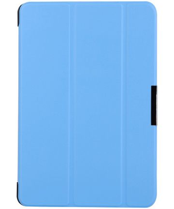 Lenovo Tab 2 A10-70 Tri-Fold Flip Cover Blauw