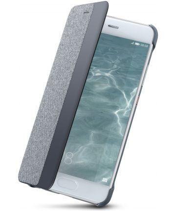 Origineel Huawei P10 Hoesje View Cover Grijs