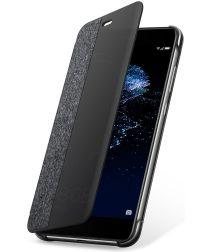 Origineel Huawei P10 Lite Hoesje View Cover Grijs