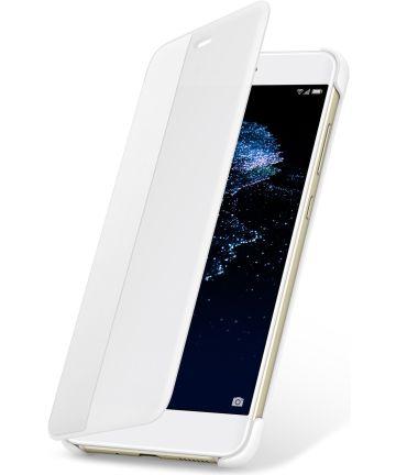 Origineel Huawei P10 Lite Hoesje View Cover Wit