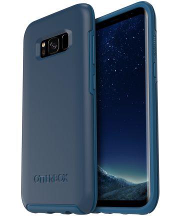 OtterBox Symmetry Case Samsung Galaxy S8 Blue Hoesjes