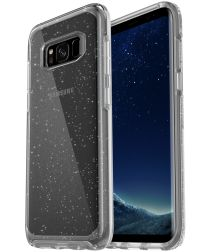 OtterBox Symmetry Case Samsung Galaxy S8 Clear Stardust