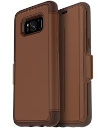 Otterbox Strada Samsung Galaxy S8 Saddle Brown
