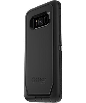 Otterbox Defender Samsung Galaxy S8 Zwart Hoesjes