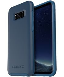 OtterBox Symmetry Case Samsung Galaxy S8 Plus Bespoke Blue