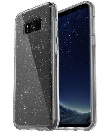 OtterBox Symmetry Case Samsung Galaxy S8 Plus Clear Stardust