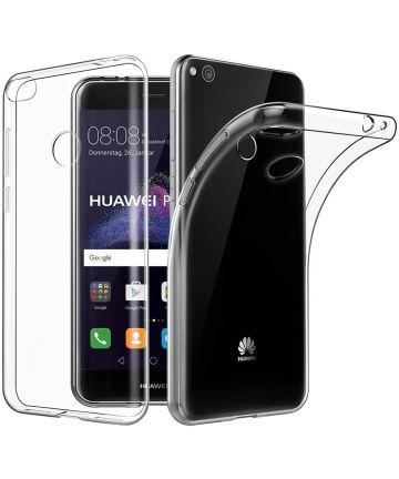 Huawei P8 Lite 2017 Transparant Hoesje