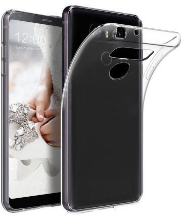 LG G6 Transparant Hoesje Hoesjes
