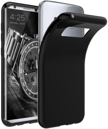 Samsung Galaxy S8 TPU Hoesje Zwart Hoesjes
