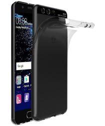 Huawei P10 Plus Hoesje Dun TPU Transparant