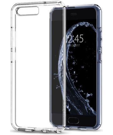 Huawei P10 Hoesje Dun TPU Transparant