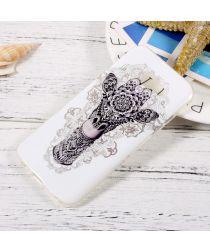 Samsung Galaxy A5 (2017) TPU Back Cover Giraffe