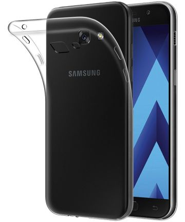 Samsung Galaxy A5 (2017) Clear Transparant Hoesje