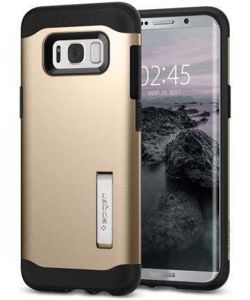 Spigen Slim Armor Case Samsung Galaxy S8 Plus Champagne