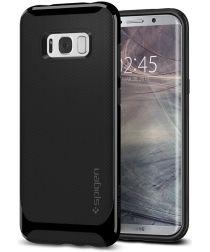Spigen Neo Hybrid Samsung Galaxy S8 Hoesje Zwart