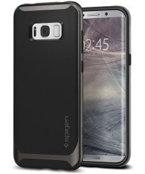 Spigen Neo Hybrid Samsung Galaxy S8 Hoesje Grijs