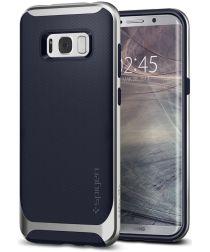 Spigen Neo Hybrid Samsung Galaxy S8 Hoesje Zilver