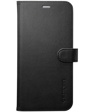 Spigen Wallet S Flip Case Samsung Galaxy S8 Zwart
