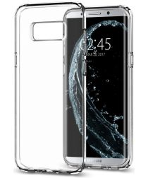 Spigen Liquid Crystal Samsung Galaxy S8 Plus Hoesje