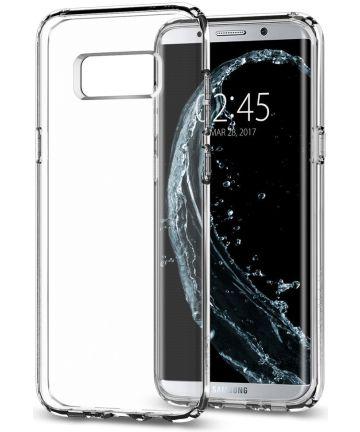 Spigen Liquid Crystal Samsung Galaxy S8 Plus Hoesje