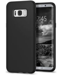 Spigen Liquid Crystal Case Samsung Galaxy S8 Plus Matte Black